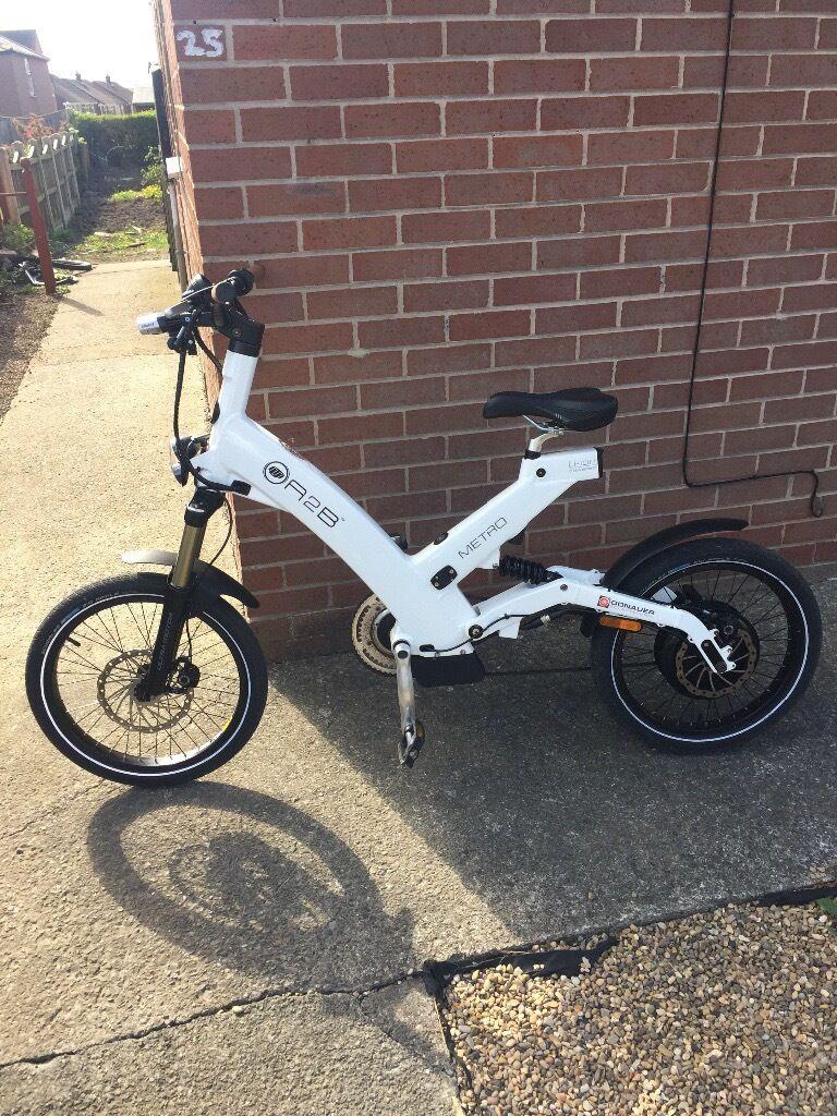 "Ultra a2b electric bike 20"" wheels gen 2.0"