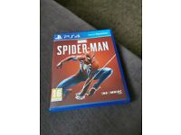 Spiderman for PS4 & PS5