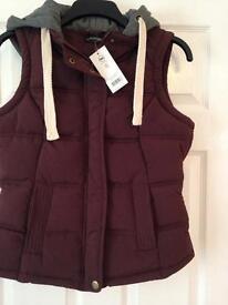 Ladies New body warmer size 10