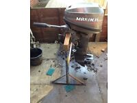 mariner 6hp short shaft outboard