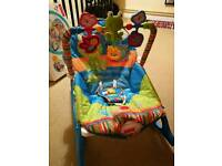 Fisher Price baby and toddler chair