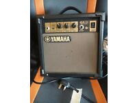 2 x Practice Guitar Amps 10W
