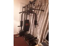 Multi pro power gym no damage perfect working order £75 ,or swap for fish tank.