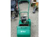 Suffolk punch cylinder petrol 14sk lawnmower