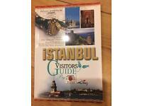 Istanbul visitora guide, book