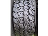 Landrover alloys and marshall tyres