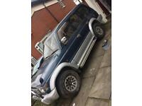 Swap for car with mot
