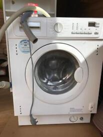 Electrolux EWX14450W Integrated Washer Dryer