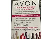 AVON - Free Local Delivery Tunbridge Wells/Tonbridge