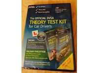 Brand new Theory test for cars DVD