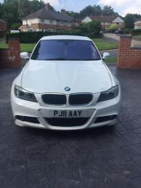 BMW 3 Series 320 2.0 D M Sport (184) 4dr
