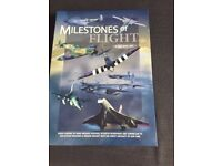 MILESTONES OF FLIGHT X 8 DVDS COLLECTION AS NEW