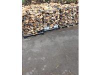 Logs hardwood