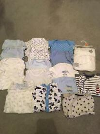 Baby clothes bundles