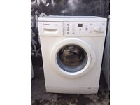 BOSCH Free Standing New Model Washing Machine Fully Working Order