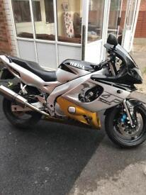 600cc Yamaha