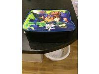 Ben 10 alien force boys lunch bag