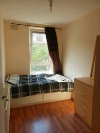 Spacious Single Room For Rent. 1 minute walk From Devons Road DLR Station. ALL BILLS INCLUDED!