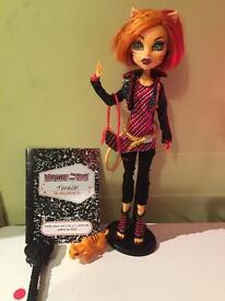 Monster High Toralei Stripe Doll