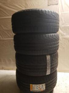 275/35/20 245/40/20 kit staggered pirelli sottozero presque neuf