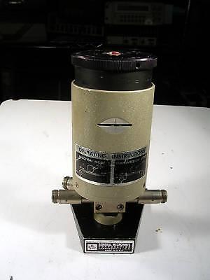 General Radio Frequency Meter Model N608a Tested Good