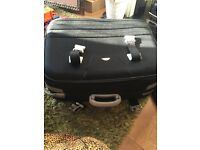 Suitcases x2