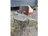 Job lot of Primary School Chairs - Asstd cols & sizes - Approx. 100 in total. Preschool/nursery