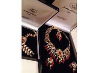 Kyles jewellery bridal set