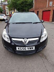 Vauxhall Corsa 1.4 Club, Clean Car just been serviced !