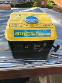 Power craft portable generator