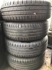 195 65 15 vw wheels and tyres golf