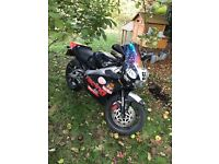 Rs 125 spares or repairs breaking