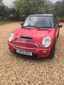Mini Cooper S 1.6 2003 Supercharged