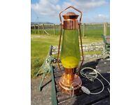 Antique Lava Lamp