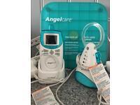 Angel care Monitor plus Sensor pad.