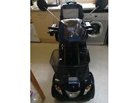 Mobility scooter 2 years old excellent condition