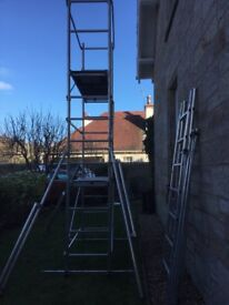 For Sale Lightweight Tower Scaffold