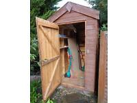 Shed 6ftx4ft for sale