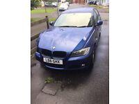 2011 BMW 320d efficient Dynamics Damaged