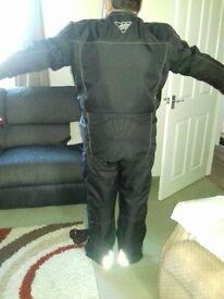 motorbike jacket & trousers