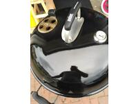 Weber master touch 57cm gbs black