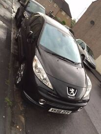 2006 Peugeot 207 GT 1.6L very good condition!! bargin!!