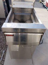 Frymaster Gas Deep at fryer