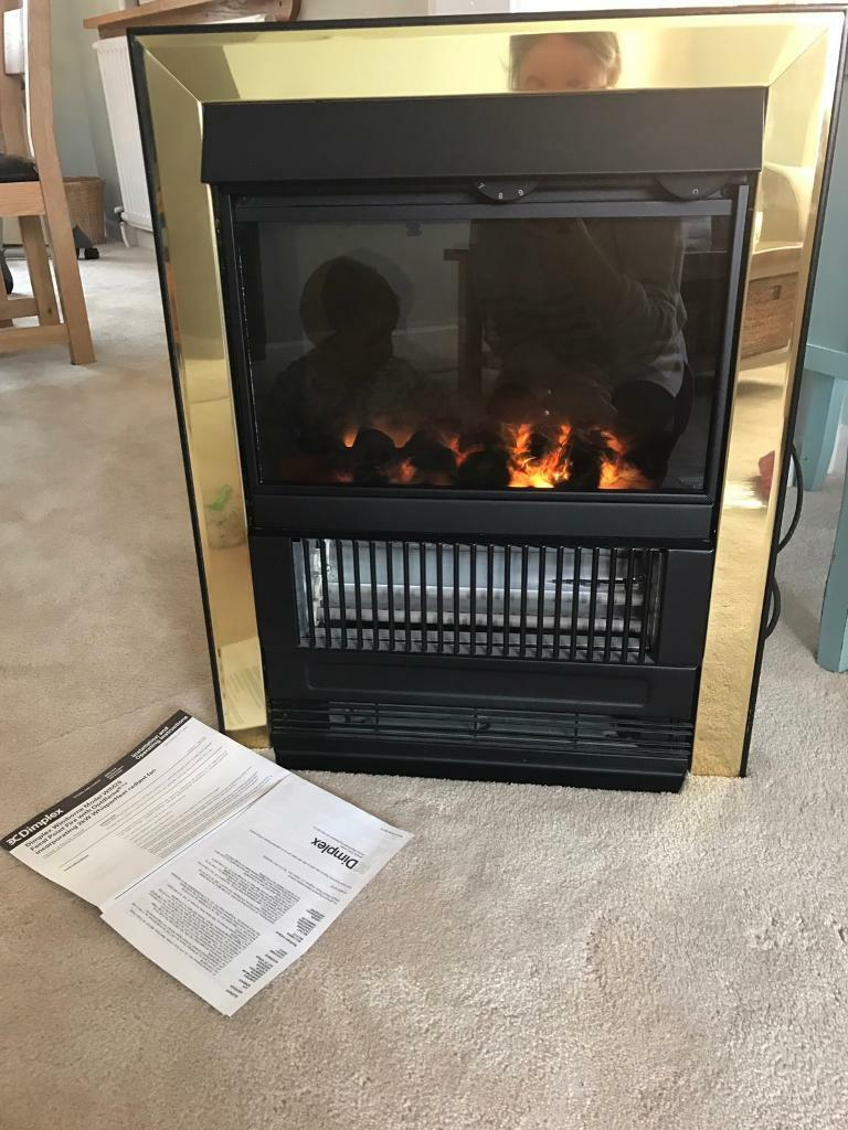 Dimplex electric firein Bournemouth, DorsetGumtree - Dimplex radiant electric fire in brass finish excellent condition. Collection from Southbourne