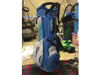 GOLF TITLEIST TROLLEY BAG GREAT CONDITION