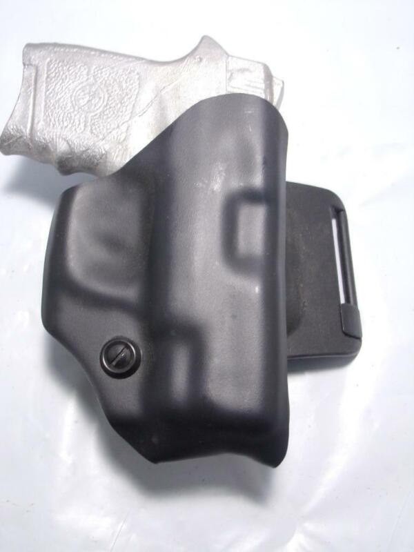 DELTA WING G&G Belt Gun Holster for S&W Bodyguard .380 Auto with Crimson Trace