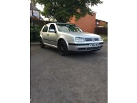 2002 52 Volkswagen Golf, 1.6L Petrol, 12 Months MOT (Polo, Astra, Leon)