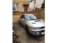 Subaru Impreza wrx spares or repair
