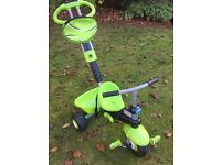 Deluxe 3 in 1 Smart trike - some parts new