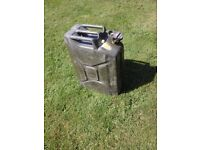 Bellino Jerry Can - Vintage